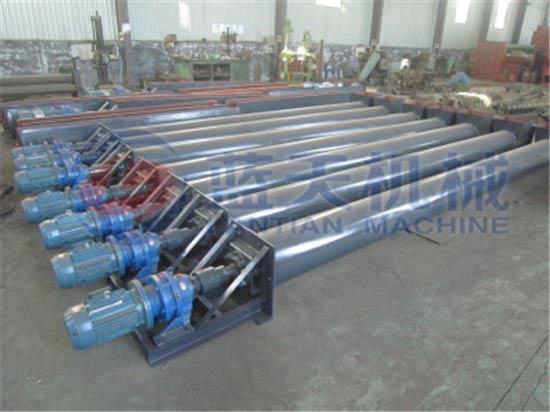 Flexible screw conveyor,Vertical screw conveyor,Spiral
